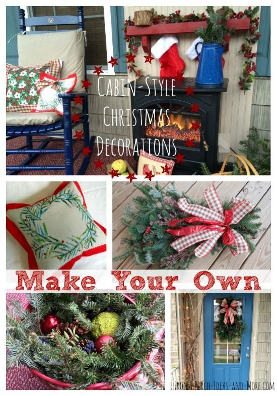 Make Outdoor Christmas Decorations This Year Christmas decor