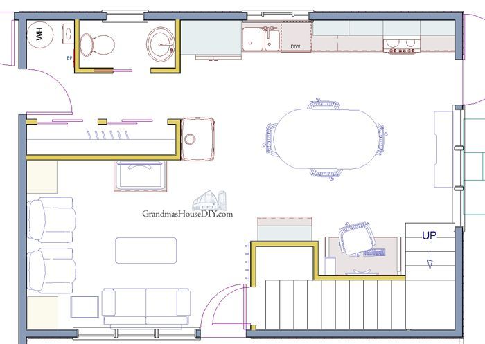 90 best free house plans - grandma's house diy images on pinterest