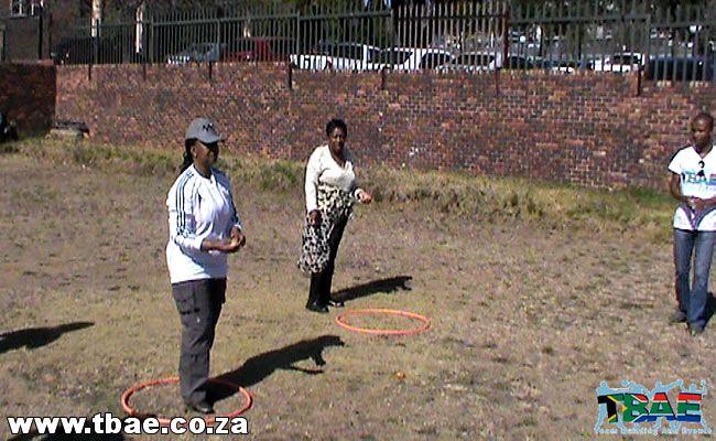 BroadBand Infraco Boeresports Team Building Sandton