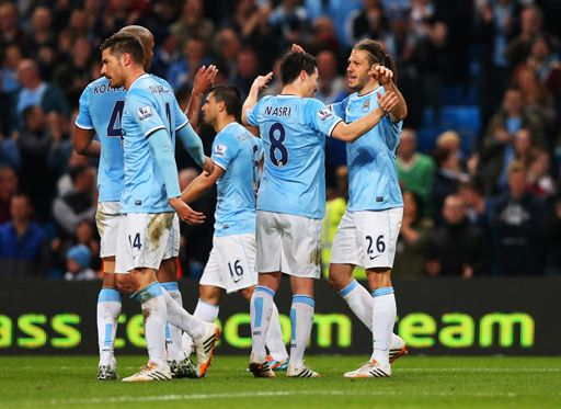 http://www.rajahsport.com/manchester-city-v-aston-villa-barclays-premier-league/  Manchester City play host to Aston Villa tonight in a game which could once again put Man City in pole position to win the Barclays Premier League.  The odds for tonight's game are below:  Man City v Aston Villa  Man City to win @ 1.15 Draw @ 7.50 Aston Villa @ 16.00  Sign up and claim your Free £50 Bet at http://www.rajahbet.com/  #MCFC #AVFC #FreeBet #DepositMatch #BPL