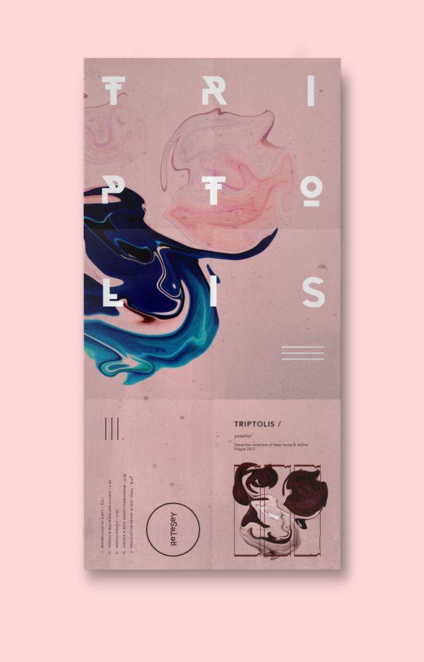 Visual identity for Triptolis mix