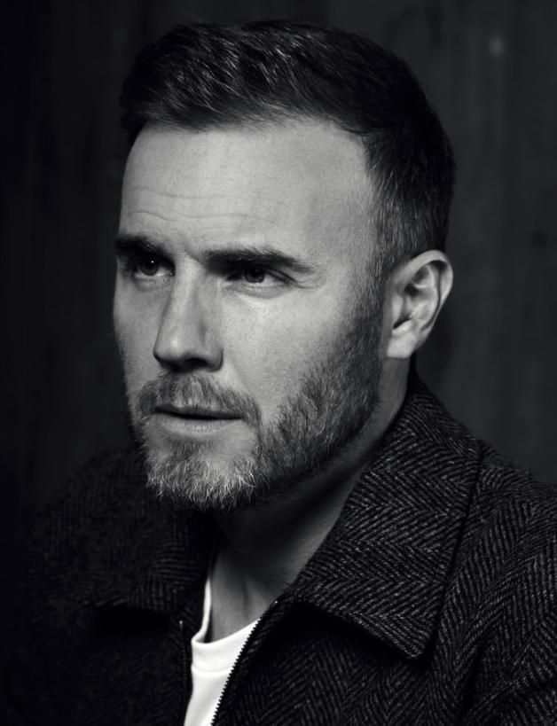Gary Barlow for @Sofie Helsted Helsted K 2014!