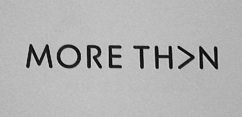 #more than #logo #verbicon