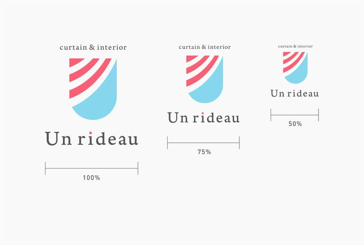 Unrideau株式会社/CIデザイン