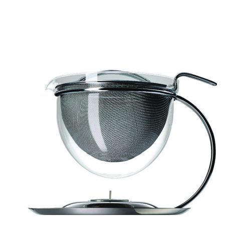 Mono Filio Teekanne 1.5 Liter mit integriertem Stövchen