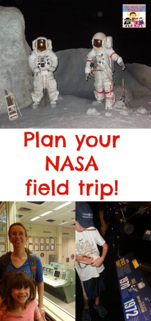 Explore Mission Control with a NASA field trip ...