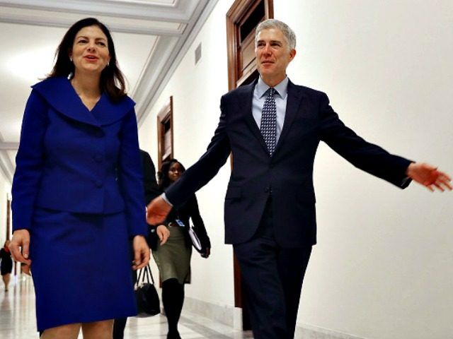 Exclusive-Kelly Ayotte: Reports that Neil Gorsuch Dodged Meeting Senate Dems False - Breitbart