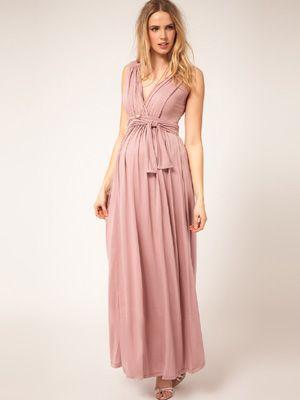10 Maternity Maxi Dresses for Spring + Summer | Babble:
