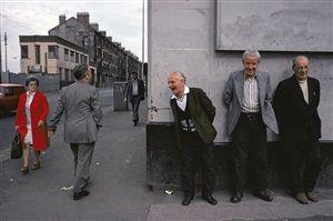 SCOTLAND. Glasgow. 1980. by Raymond Depardon