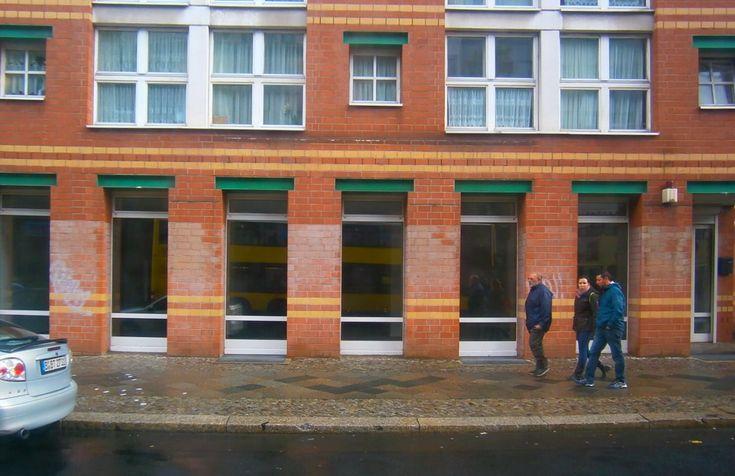 Architect Aldo Rossi winner of the Pritzker Prize | Buildings in Berlin