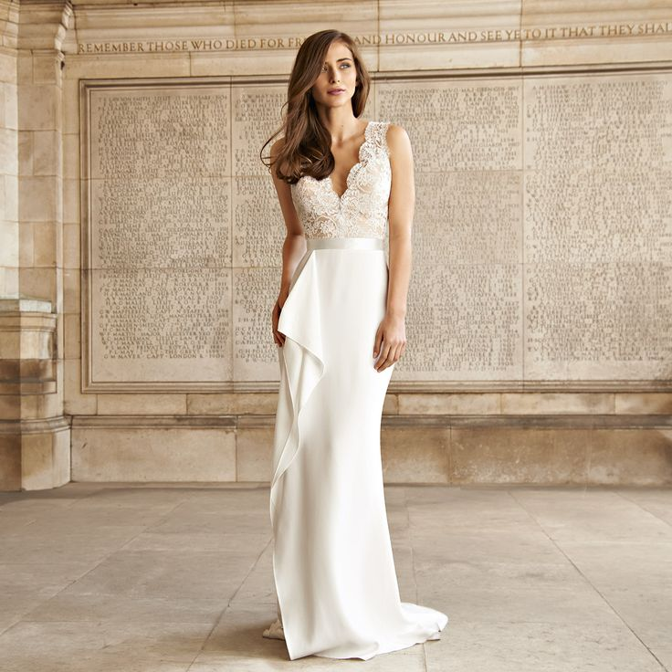Couture Wedding Dresses and Bridal Gowns by designer Suzanne Neville - Songbird Collection 2016