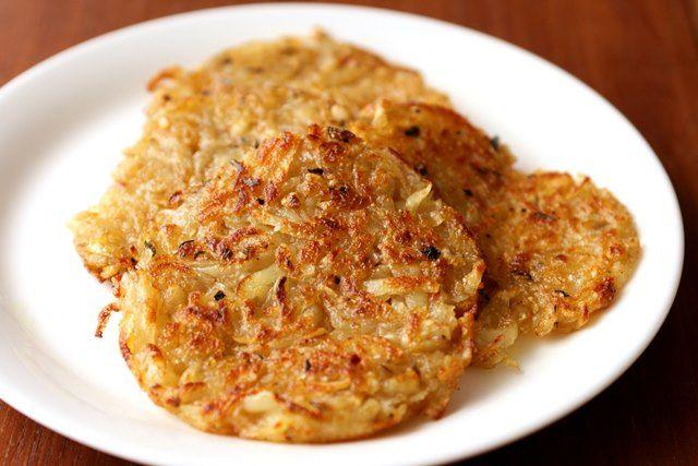 Rosti ή αλλιώς πανεύκολη τηγανίτα πατάτας
