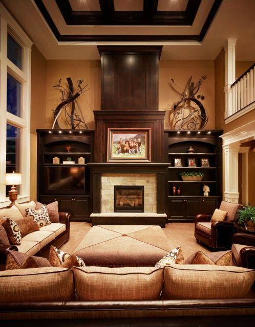 decor is the finishing touch | www.mcewancustomhomes.com
