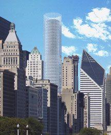 The Solar Tower, Chicago, USA (2007) / Zoka Zola Architects - environmental architecture