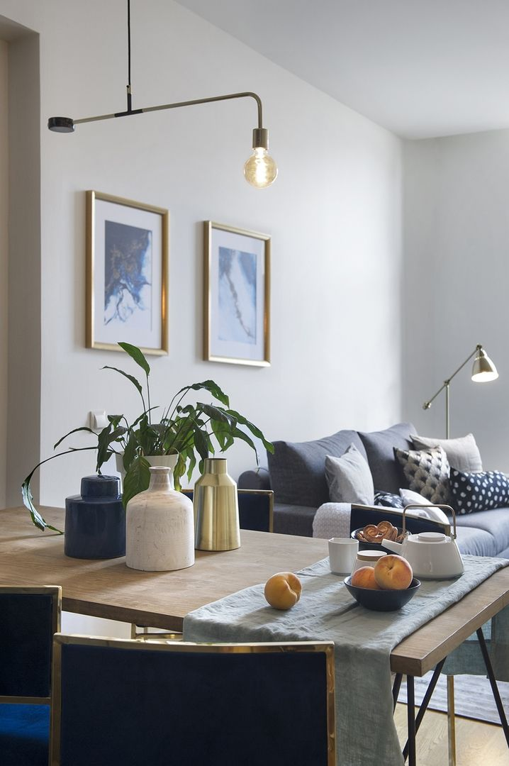 Check out these three different apartment looks you can replicate at home