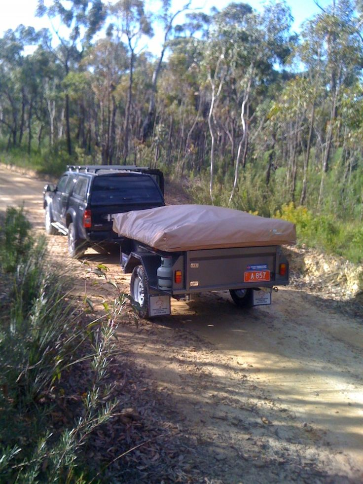 Quality custom camper trailers by Southern Cross Trailers. Visit www.sydney-camper-trailers.com.au.
