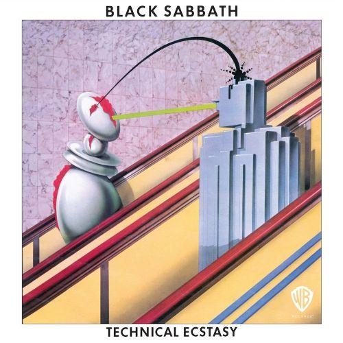 Black Sabbath - Technical Ecstasy [180 Gram White Vinyl] (Vinyl LP) - Amoeba Music