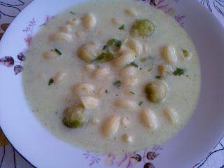 Camilla w kuchni: Zupa z brukselki po Włosku