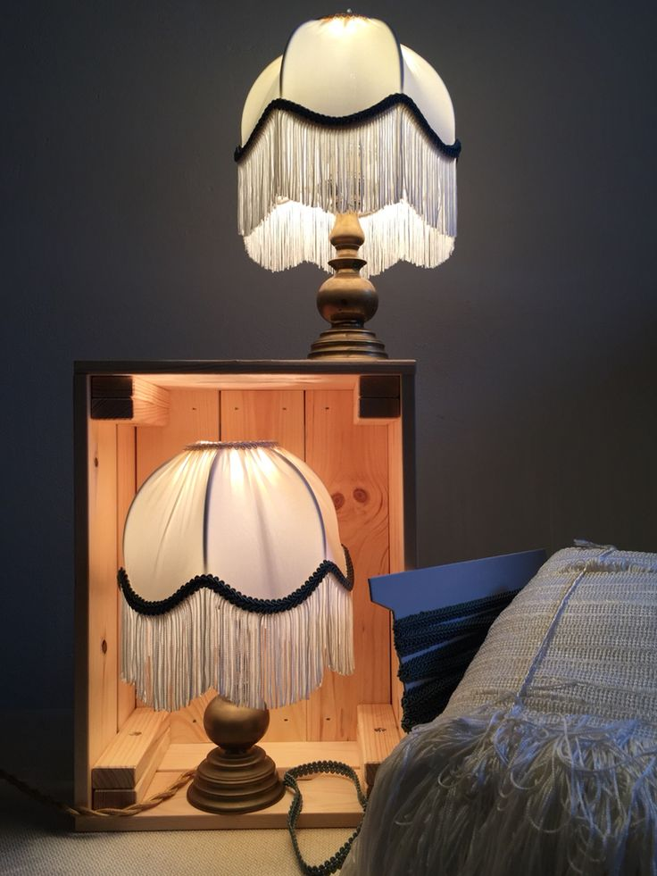 Paralumi modello barocco realizzati in seta, frange e passamanerie color ottanio. Fatto a mano e personalizzato #lampshade #silk #handmade #customized