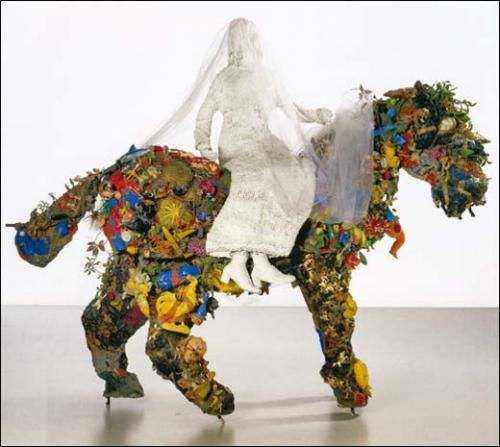 Niki de Saint-Phalle | Critique | Niki de Saint Phalle | Paris 8e. Grand Palais