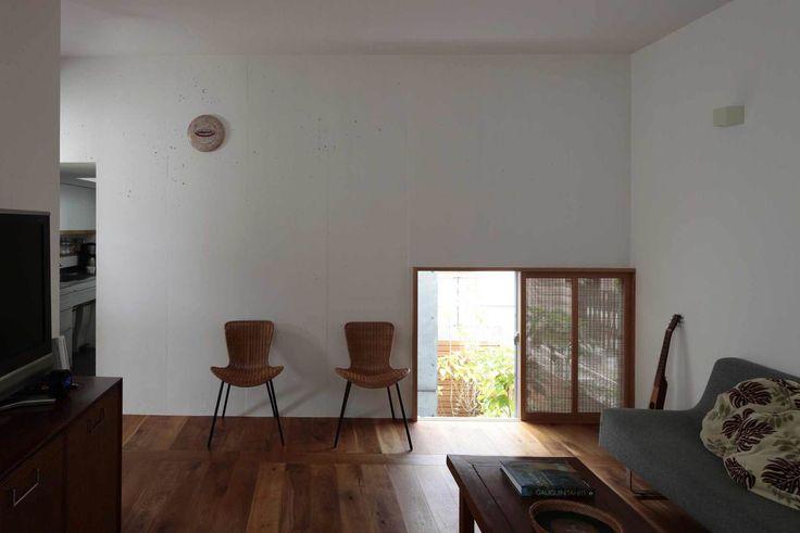 馬込の家 / Yasushi Horibe Architect & Associates official website