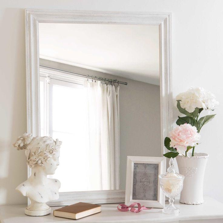 Oltre 25 fantastiche idee su specchio bianco su pinterest - Specchio anticato ...