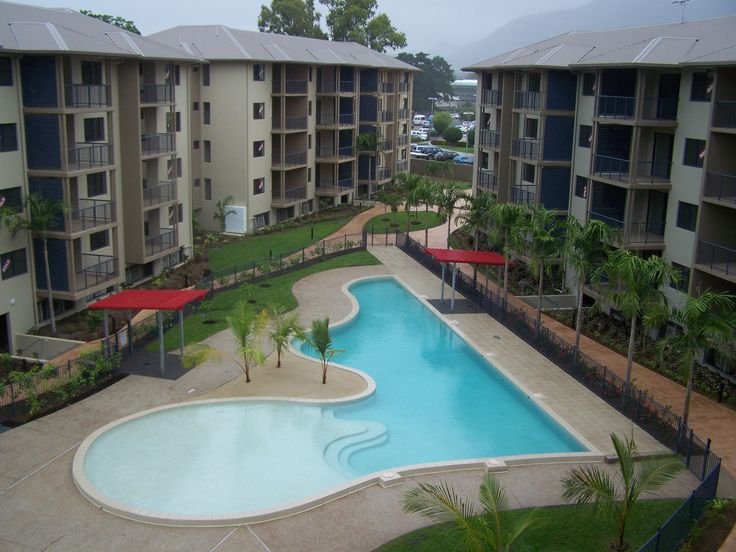 External Works 90 Apartments - Cairns