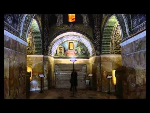 The Mausoleum of Galla Placidia, Ravenna (ENG) - YouTube by Smarthistory [ #ravenna #myRavenna]