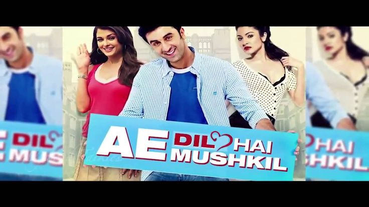 ❂❂❂❂❂Ae Dil Hai Mushkil trailor and review
