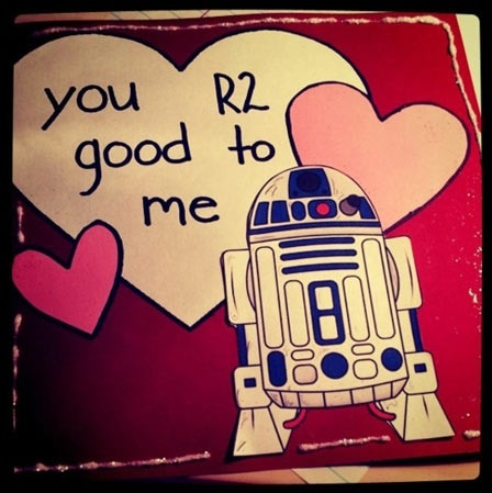 You R2 good to me.