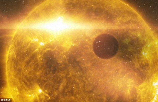 Thank God this wasn't our sun! Hubble spots planet ...