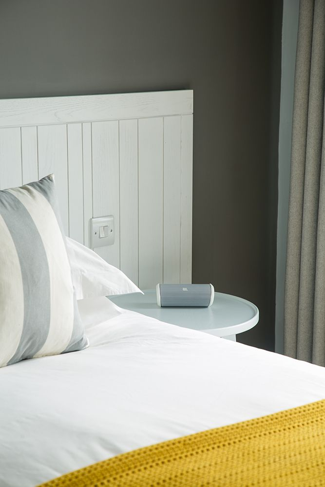 Contemporary beach living - the rooms at Watergate Bay Hotel