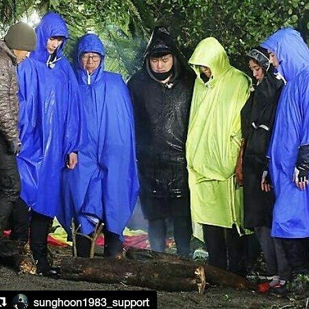 32 個讚,1 則留言 - Instagram 上的 Debbie Moh(@debbie_moh):「 #Repost @sunghoon1983_support ・・・ [ New photo 2/3 ] #sunghoon #성훈 #SBS #lawofthejungle in… 」