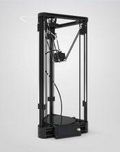 2016 Kossel  3D Printer Pulley Version Linear Guide DIY Kit Delta Auto Leveling Large Printing Size 3D Metal Printer