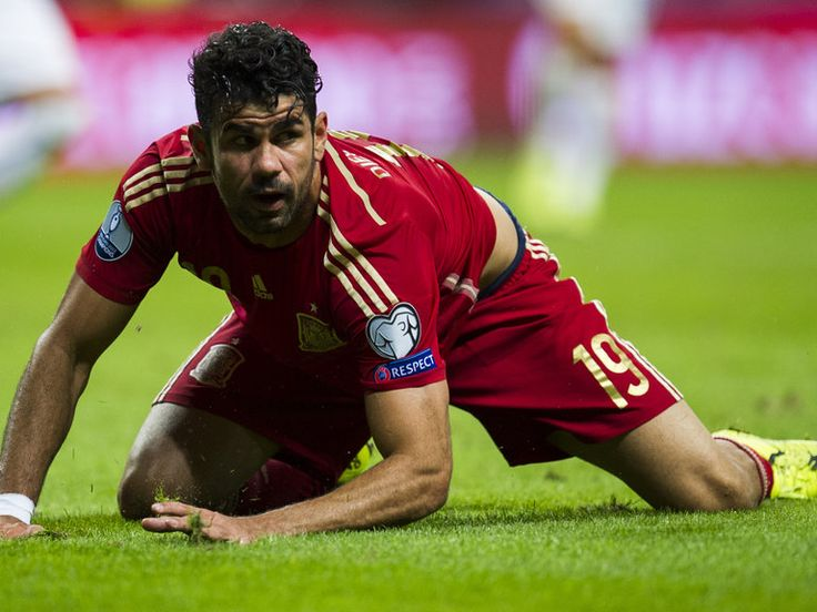 Costa Mata left out by Spain