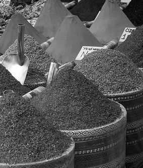 24. The last few hours we were in Constantinople we went to the a famous spice market. They smell amazing! Im going to buy some to give to my family!