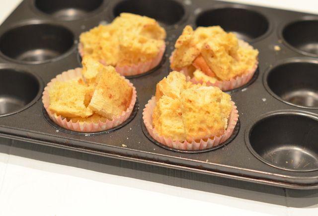 French toast muffins (wentelteefjes uit de muffinvorm) - Uit Paulines keuken