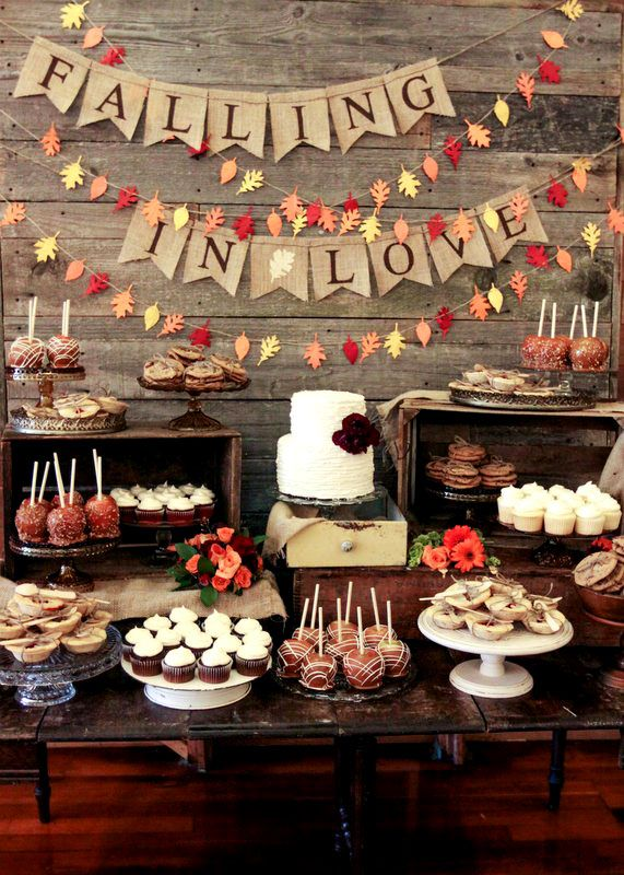 Southern Guide to Life ~ Fall Desert Table