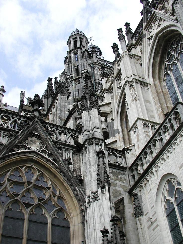 sint Jans church 'shertogenbosch, Holland