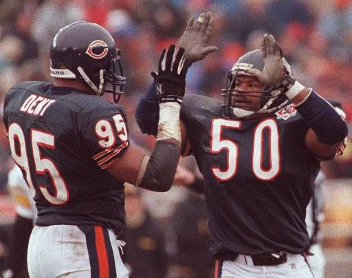 RealClearSports - Top 10 Most Dominant Postseasons - 1985 Chicago Bears Singletary and Dent #chicago #bears