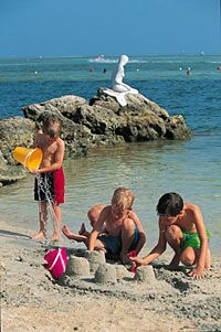 Key West family activities and entertainment for children can be found here at Fla-Keys.com, The Official Tourism site of The Florida Keys.