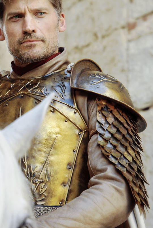 "gameofthronesdaily: "" ♕ Jaime in Game of Thrones 6.06 ""Blood of My Blood"" """
