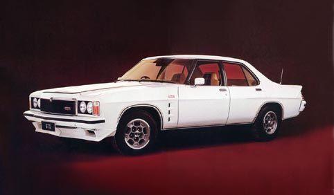 1977 Holden Monza GTS