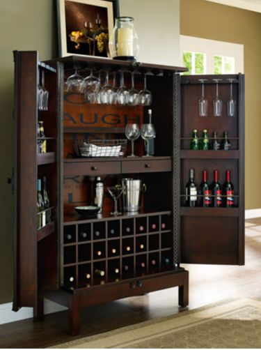 1000 ideas about bar cabinets on studios 86919