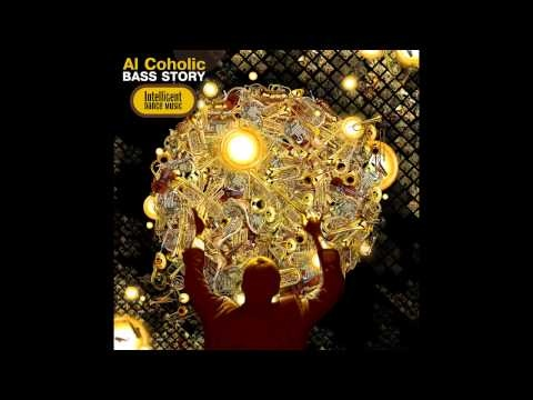 """Al Coholic - Bass Story (2013)  LP  After a great success of his debut album """"Good News"""" last year. Ultra Vague Recordings is proud to present second full-length album of Ukrainian electronic producer Al Coholic from Severodonetsk. There are 17 intelligent dance music tracks on this album, featuring voices of Damian Marley, Vlad Zhukov, Pro'fit, ..."""