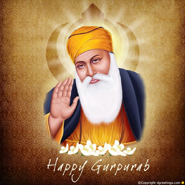 Dgreetings - Guru Nanak Birthday Greeting Cards