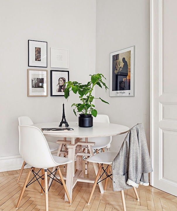 The Design Chaser: picture wall