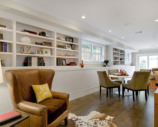 Best 25 split level remodel ideas on pinterest split for Bi level basement ideas