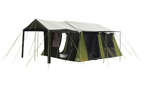 Falcon 9 Canvas Tent