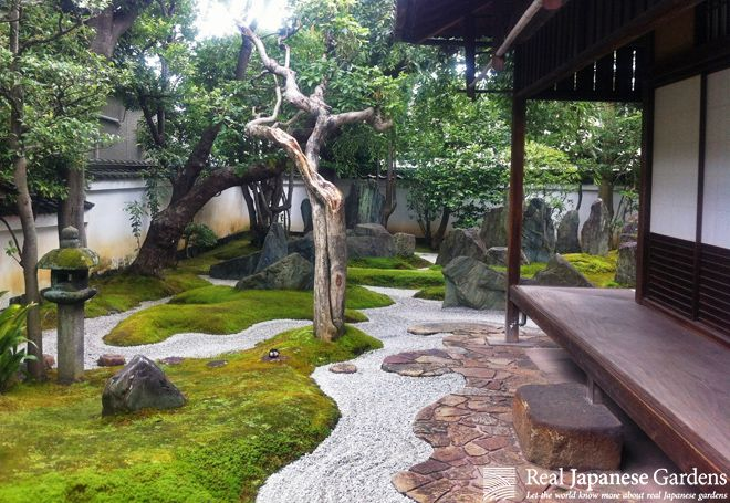 The garden is overlooked by a veranda and a sparse main room with shoji screens, tatami mats and a hanging paper light conceived specially by Isamu Noguchi. The tea cermony pavilion is a rich hybrid of traditional and modern design. In contrast to the shrines and temples of the city, the house is domestic in scale and is connected to the rhythms of everyday life.